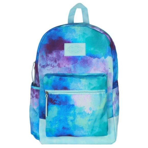 3476dc108cd3 Dickies Mermaid Colton Backpack Watercolor Tie Dye